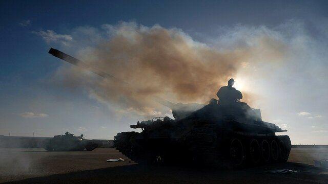 2 پهپاد ترکیه توسط ارتش ملی لیبی سرنگون شد