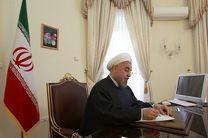 روحانی به نماینده ولی فقیه در خراسان رضوی پیام تسلیت گفت