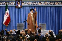دیدار اعضای شورای هماهنگی تبلیغات اسلامی با مقام معظم رهبری