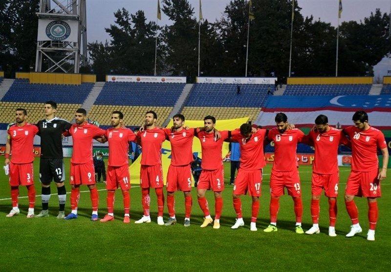 پخش زنده بازی فوتبال ایران و مالی از شبکه سه سیما