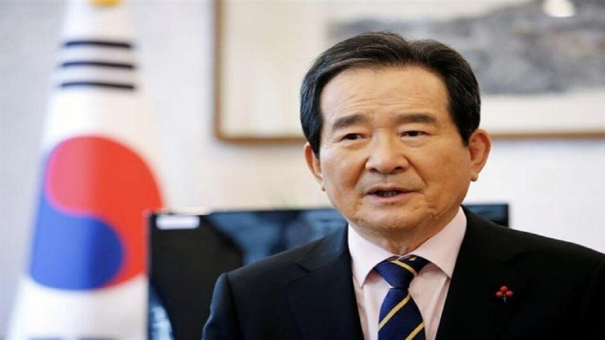 قالیباف با نخست وزیر کره دیدار کرد