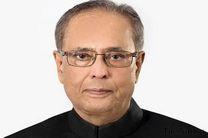 پیام تبریک نوروزی رئیسجمهور هند به حسن روحانی