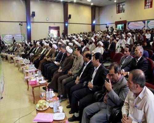 اولین همایش فرصتهای سرمایهگذاری شهر کرمانشاه برگزار شد
