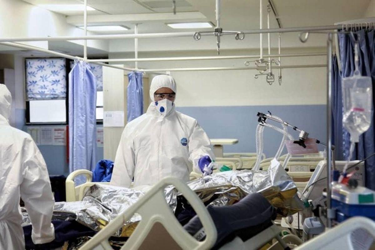 بستری ۶۰ بیمار بدحال کرونایی در مراکز درمانی اردبیل