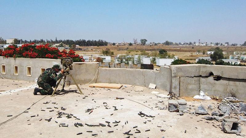 خاتمه یافتن آتش بس 2 روزه در طرابلس لیبی