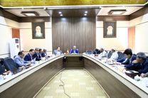 کمیته استانی هماهنگی پیاده روی اربعین حسینی برگزار شد