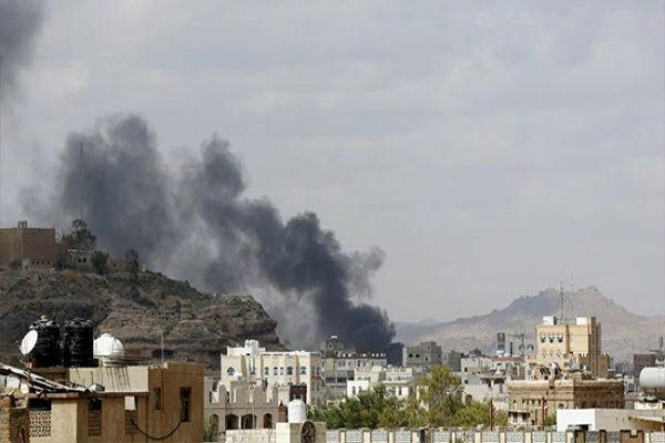 جنگندههای سعودی استان إب یمن را بمباران کردند