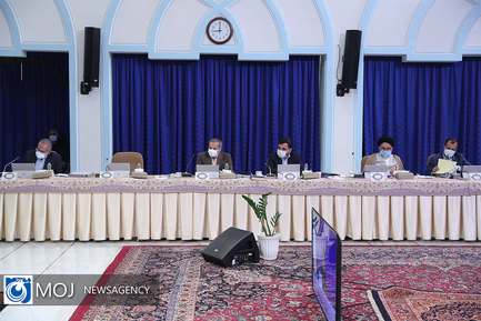 جلسه هیات دولت -  ۷ مهر ۱۴۰۰