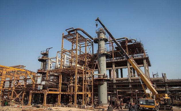 فاز نخست پالایشگاه ستاره خلیج فارس تا پایان سال تکمیل میشود