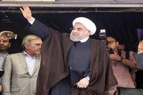 اولین پیام رئیسجمهور روحانی پس از پیروزی در انتخابات