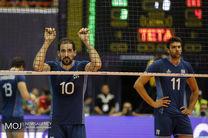 مسیر تیم ملی والیبال ایران در  راه المپیک 2020