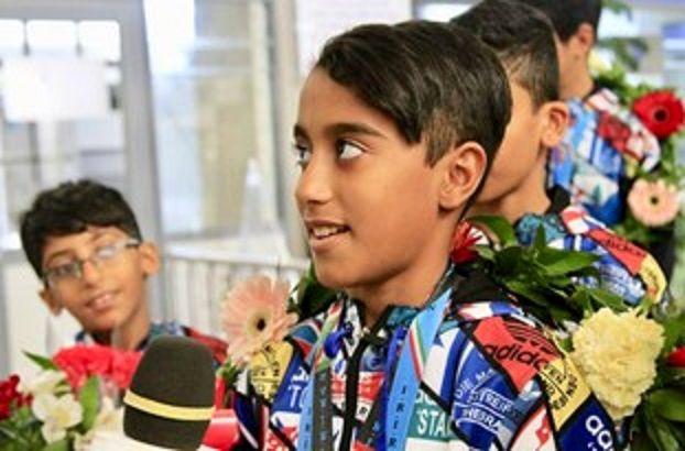 تالوکار هرمزگانی در مسابقات جهانی چهارم شد