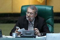 واکنش لاریجانی به انتقاد نماینده ارومیه
