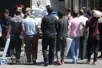 دستگیری ۶۷ سارق و زورگیر پایتخت در ۲۴ ساعت گذشته