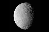 ناسا از مناطق مملو از آب یخ زده «سرس» تصویر برداری کرد