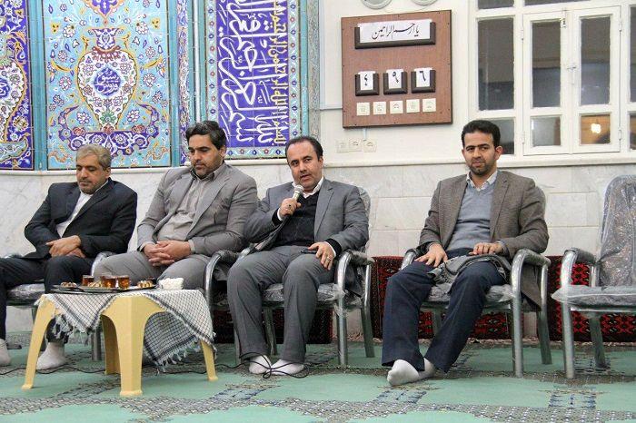 سرانه فضای سبز و خدمات فرهنگی شهر قم با محوریت مساجد توسعه می یابد