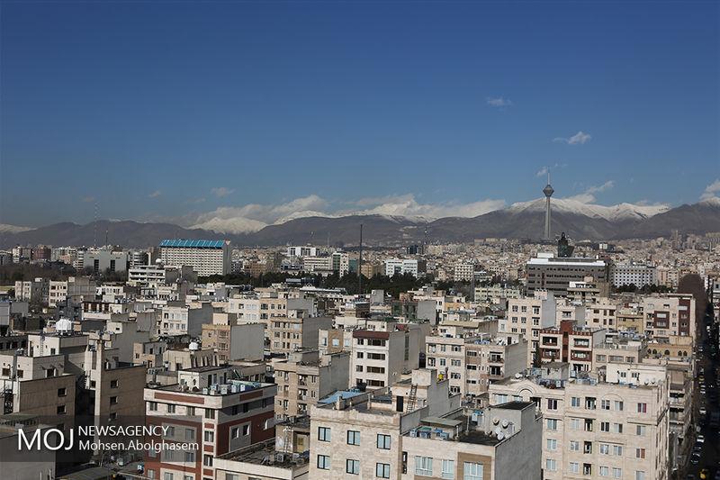 کیفیت هوای تهران در 16 مهر 98 سالم است