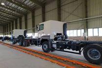 ثبت سفارش یک هزار دستگاه کامیون در کارخانه کامیون سازی مشگین شهر