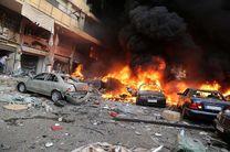 انفجار در ادلب سوریه