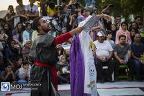 اجراهای تئاتر خیابانی به مناسبت هفته دفاع مقدس و اربعین آغاز می شود