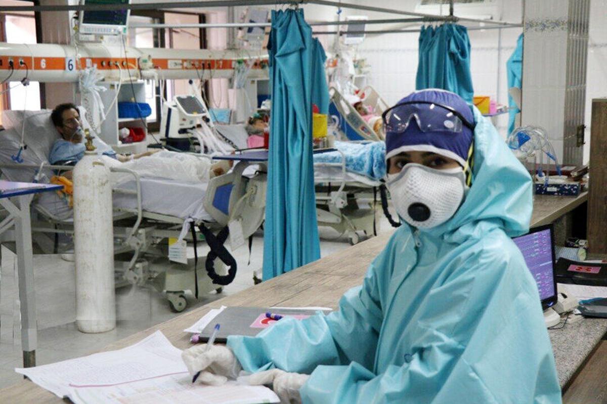 جدیدترین آمار کرونا در کشور تا ظهر ۱۴ فروردین ۱۴۰۰/ شناسایی ۱۱هزار و ۴۲۰ بیمار جدید
