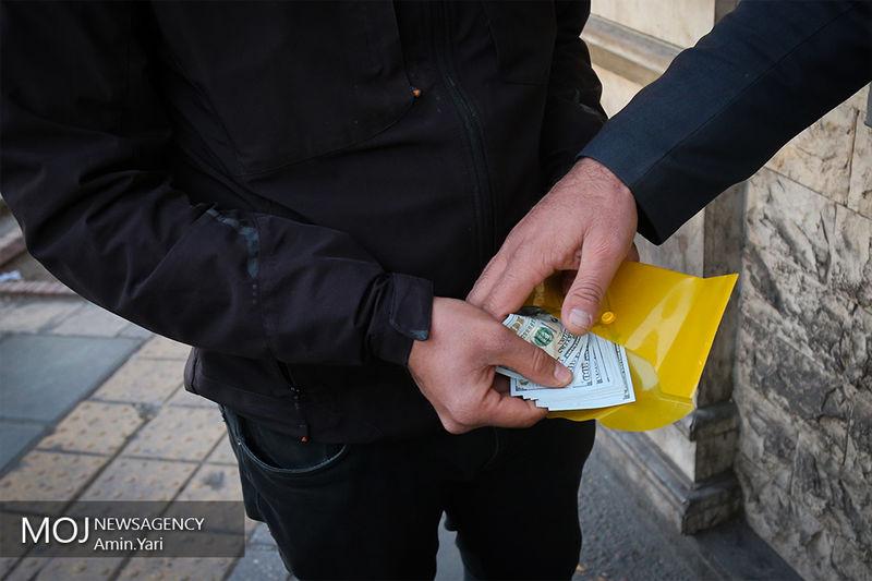 قیمت آزاد ارز در بازار تهران 8 فروردین 98/ قیمت دلار اعلام شد
