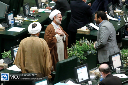صحن علنی مجلس شورای اسلامی - ۵ اسفند ۱۳۹۸