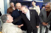 وزیر ورزش و جوانان به آسایشگاه خیریه کهریزک رفت