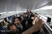 حرکت قطارها در خط 3 مترو به حالت عادی بازگشت