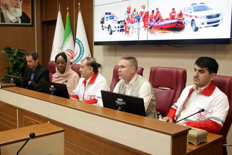 کمک های یونیسف دیروز تحویل و امروز به خوزستان ارسال شد