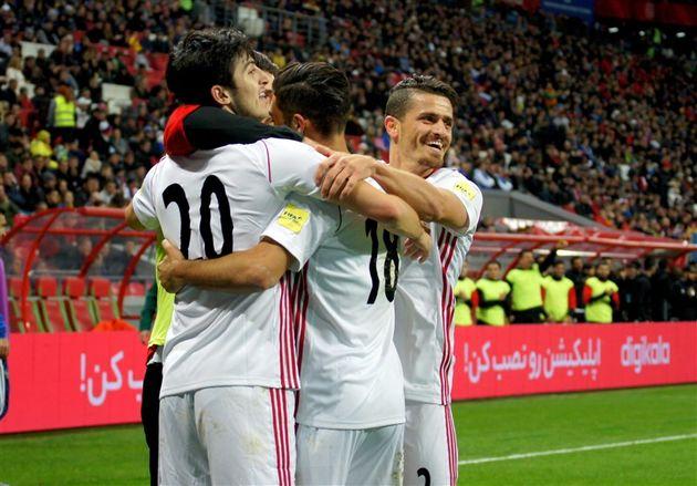 احتمال برگزاری دیدار تیم ملی الجزایر با ایران در وین