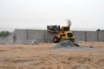 1800 متر مربع از اراضی دولتی رفع تصرف شد