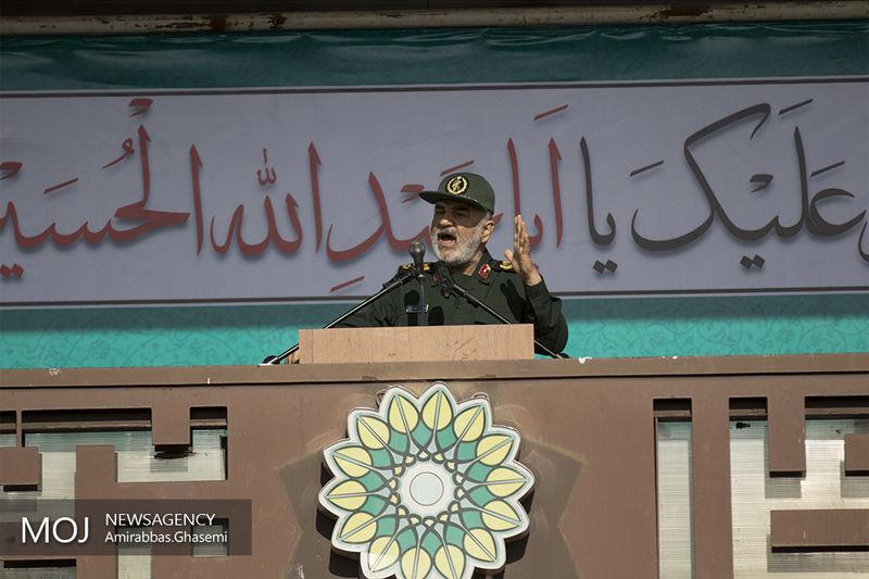 امروز ملت ایران نمیترسد/ جبههی دشمن در هم شکسته است