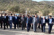 افتتاح هزار و هفتادمین واحد مسکونی بازسازیشده در مناطق زلزلهزده گیلانغرب