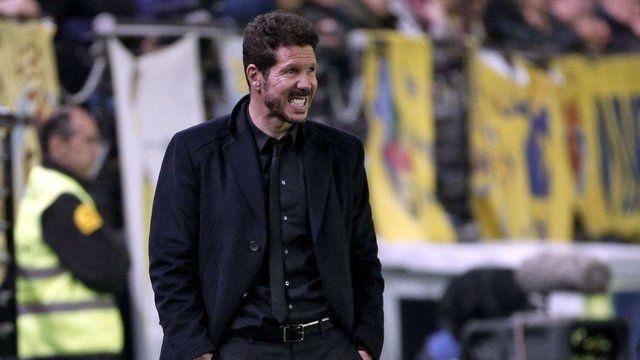 سیمئونه:به رئال مادرید تبریک میگویم/ در بازی برگشت توان جبران را داریم