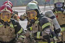استمرار تجهیز آتشنشانی به تجهیزات پدافند نوین