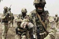 عملیات ضد تروریستی ارتش عراق در «کرکوک» علیه داعش
