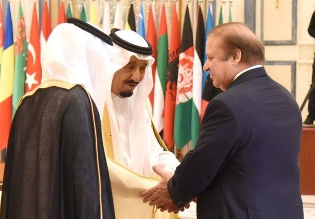 تاکید کمیته پارلمانی پاکستان بر بیطرفی «اسلامآباد» در اختلافات عربستان و قطر