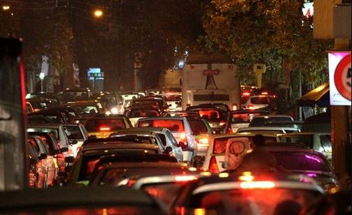 جریمه بیش از ۶۲۰هزار خودرو در ساعات منع تردد شبانه
