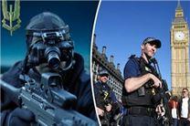 استفاده انگلیس از نیروهای ویژه برای حفظ امنیت پایتخت در حملات تروریستی