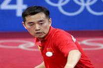 اخراج مربی تیم تنیسروی میز چین بعد از شکایت کازینو
