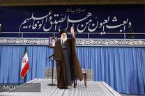 رهبر معظم انقلاب اسلامی با جمعی از کارگران دیدار کردند