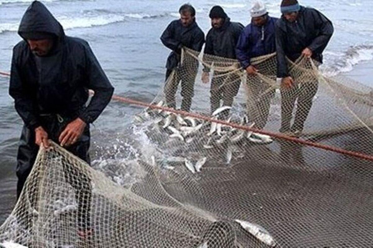 ممنوعیت صید ماهی در دریاچه سد زاینده رود تا اطلاع ثانوی