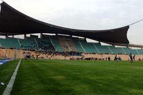 دیدار سایپا - استقلال در ورزشگاه تختی برگزار میشود