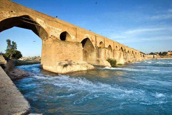 سفر بیش از 400 گردشگر اروپایی به دزفول