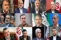 حضور پرشمار مدیران دوره احمدی نژاد در دولت رییسی