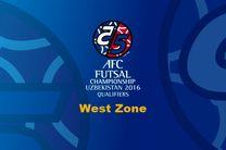 نامزدهای بهترین گلزنان در جام ملتهای فوتسال آسیا اعلام شدند