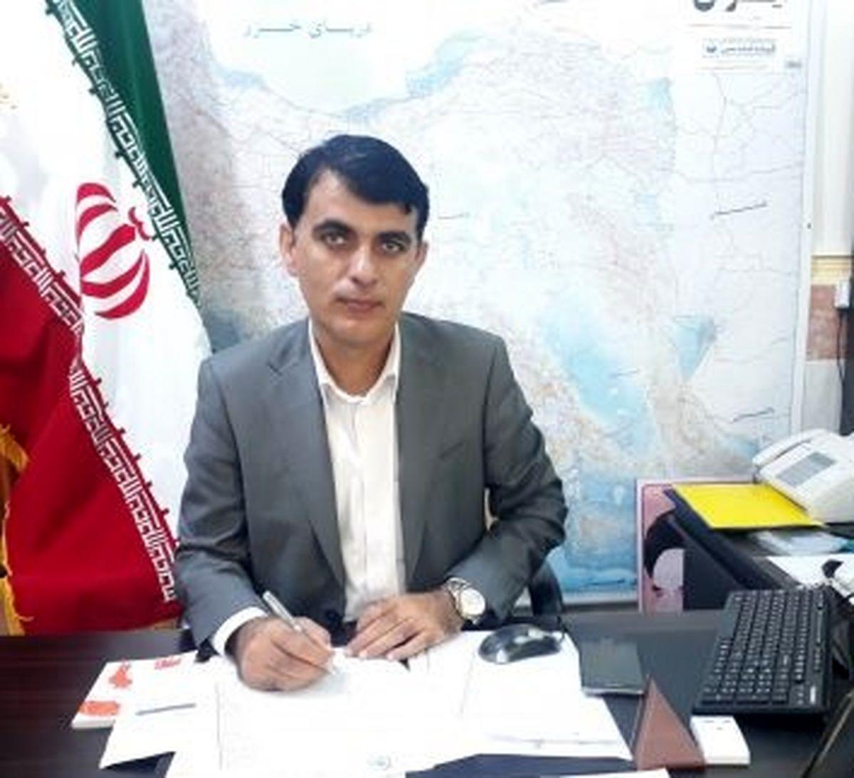 برگزاری آیین تحلیف اعضای ششمین دوره شورای اسلامی بخش مرکزی شهرستان سیریک