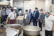 اجرای طرح نظارت بر واحدهای صنفی زولبیا، بامیه و گوشفیل شهرستان یزد