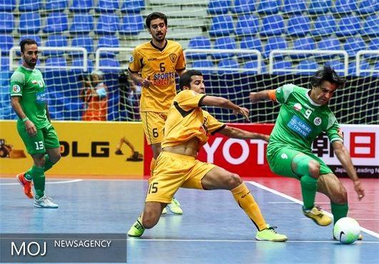 ساعت دیدارهای جام باشگاههای فوتسال آسیا اعلام شد